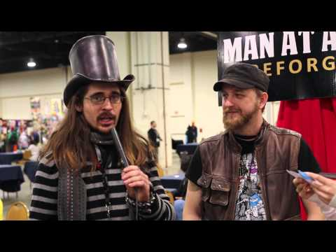 """Cohaku Interview with Matt and Ilya from """"Man at Arms - Reforged"""" at Katsucon 2015"""