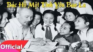 [Karaoke HD] Bác Hồ Một Tình Yêu Bao La - Thùy Linh