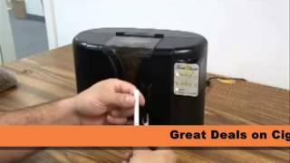 High Quality Electronic Cigarette Rolling Machine for Sale
