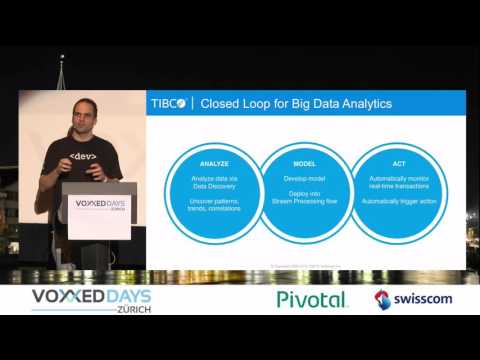 How to apply big data analytics and machine learning to real time processing by Kai Wähner