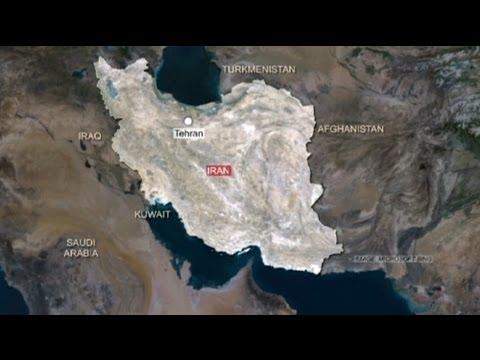 Blast rocks Iranian arms depot