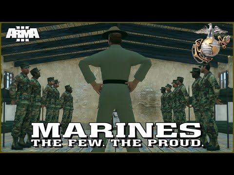 Arma 3 | USMC | Combat Elements Cinematic ᴴᴰ