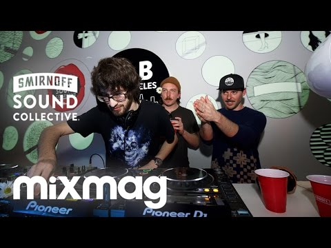 MAT ZO & THE M MACHINE (Mad Zoo Takeover) in The Lab LA