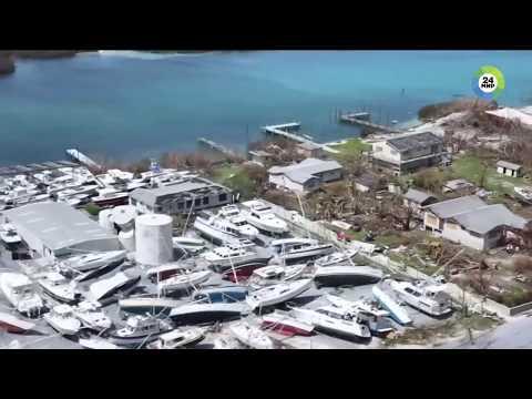 Ураган «Дориан» ударил по США