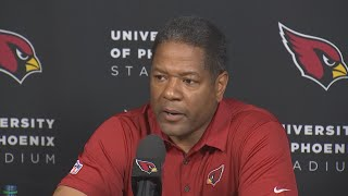 VIDEO: Cardinals coach ready to make his mark on team