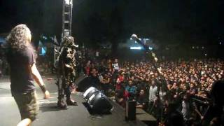 DAJJAL - Tanah Live at Back to Underground 2 Bandung (23 Oct 2011) thumbnail