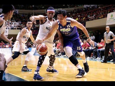 Star-studded Luzon vs Smart 5