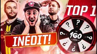20'000€ DE LOTS - MARATHON 100 TOP1 EN UN WEEK-END ! #G100TAGA (w/ Mickalow & Robi)