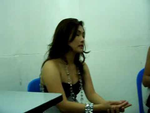 sheryn regis- interview