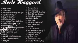 Video Merle Haggard Greatest Hits _  Merle Haggard Best Songs HD HQ Mp3 download MP3, 3GP, MP4, WEBM, AVI, FLV Agustus 2018
