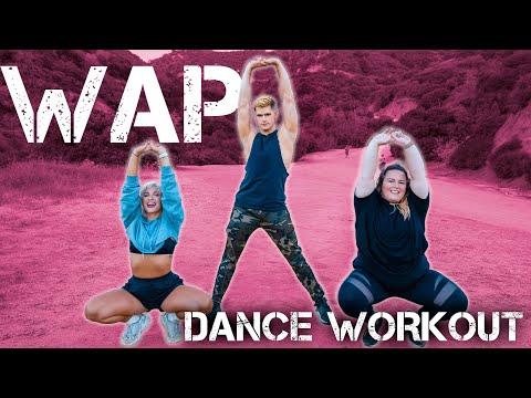 Cardi B - WAP feat. Megan Thee Stallion | Caleb Marshall | Dance Workout