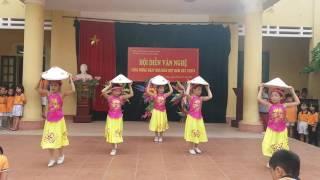 Múa Thương Quá Việt Nam lớp 3A An Tường