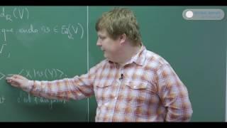 Algèbre bilinéaire Cours prépa : Adjoint d'un endomorphisme et endomorphisme symétrique