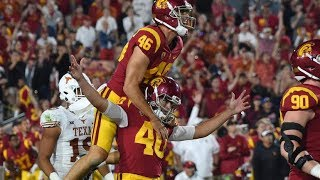 A Game to Remember: USC vs. Texas - The Rematch
