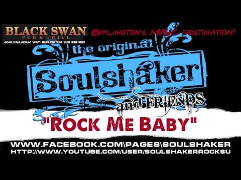 SoulShaker Blues Band All Star Jam 2015 -