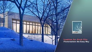 Lumion for ArchViz: Photorealistic Renderings in 3 Hrs (Coming Soon)