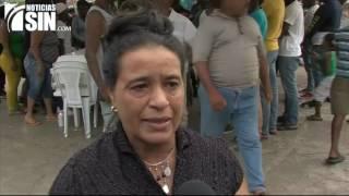 Velan restos de tres personas fueron asesinadas en Los Guaricanos