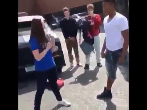 ass Punch her