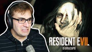 RESIDENT EVIL 7 - O Início de Gameplay, em Português PT-BR (PS4 Pro)