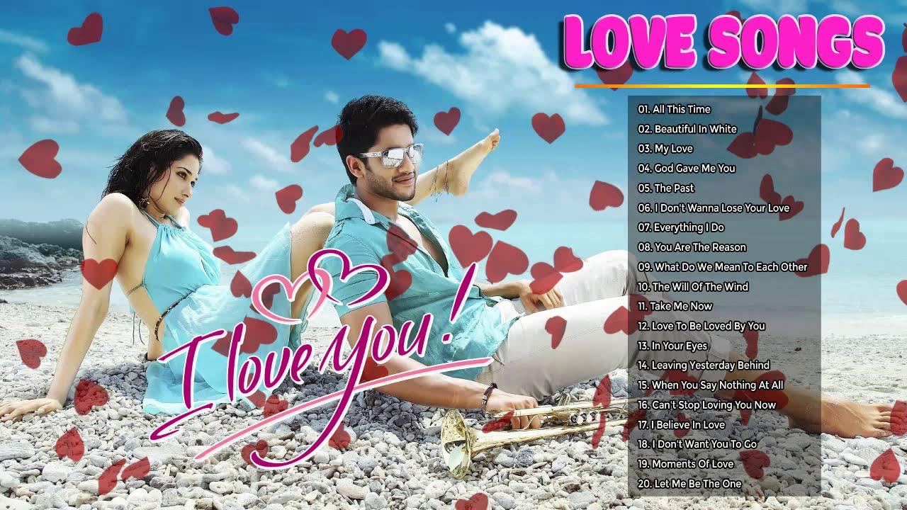 浪漫的Duets情歌 - 有史以來最好的情人二重奏 - 史上最偉大的情歌 (Greatest Beautiful Love Songs) 50首全球最值得聽的好聽的英文歌【史上最好聽英文歌 ...
