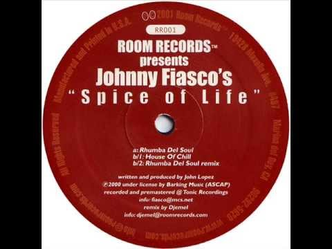 Johnny Fiasco  -  House Of Chill