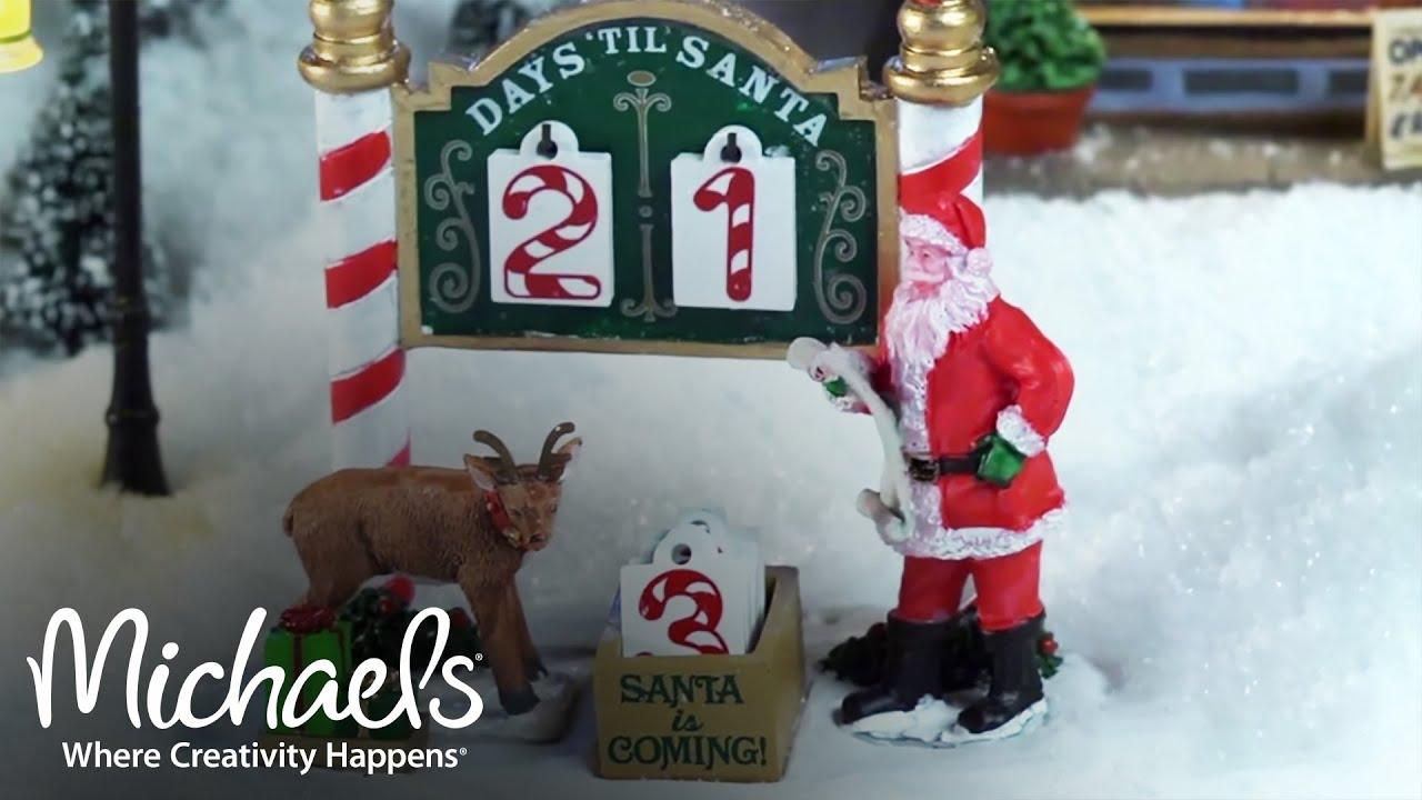 lemax 2015 christmas villlage michaels - Christmas Village Sets Michaels