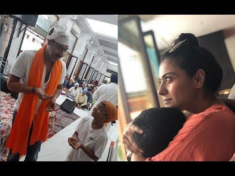Ajay Devgn And Kajol Share Heartfelt Wishes On Son Yug's Birthday  SpotboyE Mp3