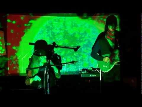 "Janel and Anthony  ""Big Sur"" - Liquid Light Lab @ Cafe Orwell"