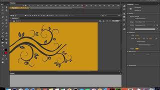 GD190 : Adobe Animate CC Dersler : Büyümek Bir Vine