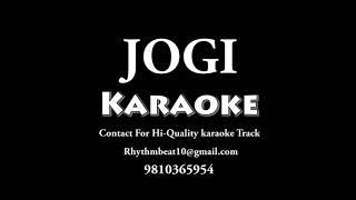 JOGI Karaoke || RhythmBeat || Latest karaoke 2018 ||