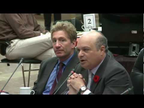 CIGI '12 Session 2 - Global Financial Regulation & International Governance of Global Capital Flows