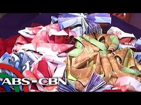 Bandila: Kakaibang panregalo sa Valentine's Day, mabibili sa Baguio