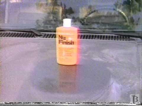 how to use nu finish car polish