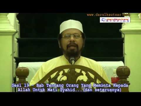 Sunan Abi Daud - Kitab Jihad - Syarah Hadis - Sesi 19 - 20-Okt-15