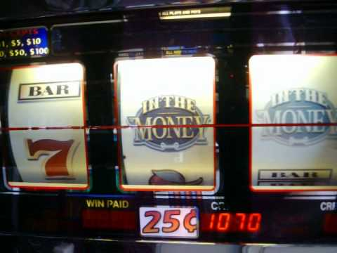 In The Money Slot Machine