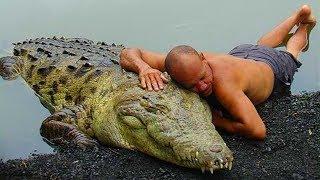 今日は危険な野生動物と人間との間に生まれた友情物語をご紹介します。 ...