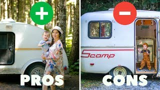 Why Teardrops are BETTER than Scamps: Watch Before You Buy!