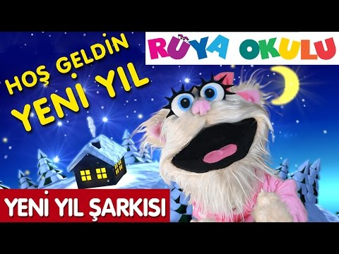 Yeni Yıl Şarkısı - Yılbaşı Şarkısı - Çocuk Şarkıları 2016 - RÜYA OKULU