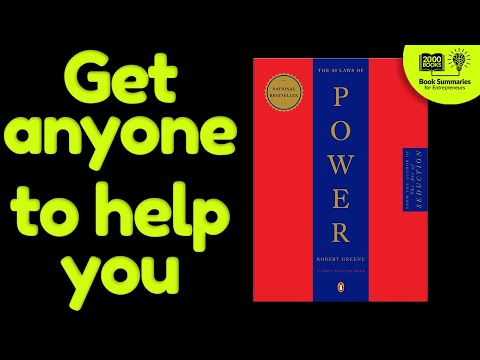 """how-to-get-help-from-anyone---using-this-law-from-the-book-""""48-laws-of-power""""-by-robert-greene"""