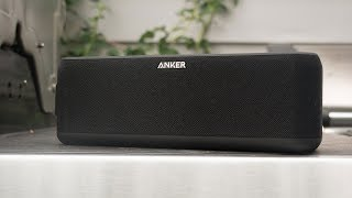 Скачать Anker SoundCore Boost Bluetooth Speaker Review