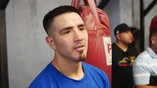 Brandon Rios: I'm ready and focused for Danny Garcia