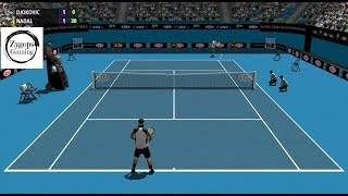 Djokovic vs Nadal | Open d