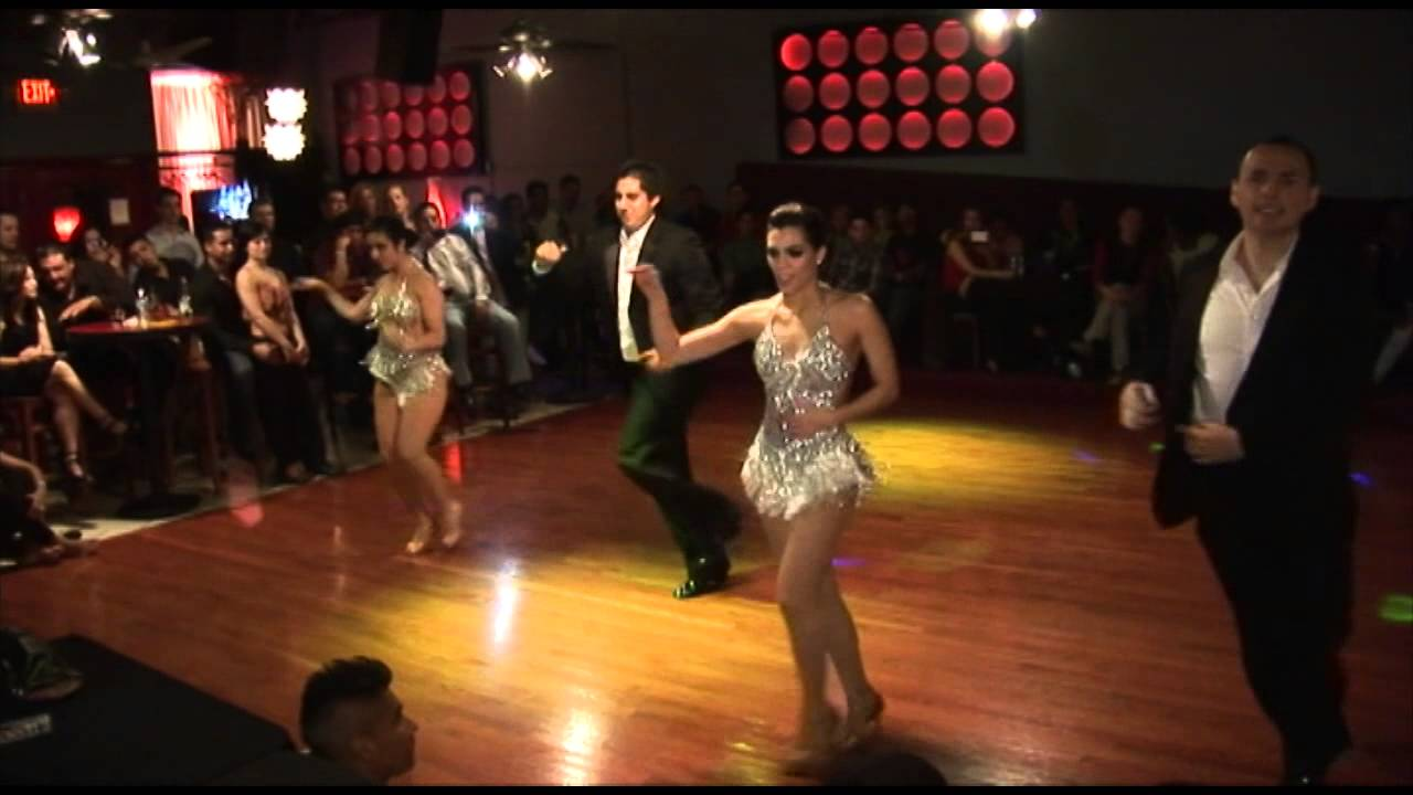 Rumba Room Workshop 2012 Youtube