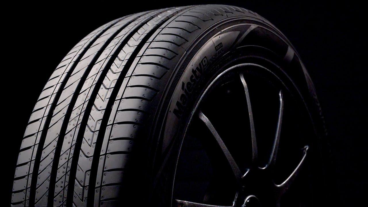 testing the kumho majesty 9 solus ta91 2020 tire rack