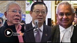 Najib 'troll' Kit Siang lagi, Pusat saman Kelantan - Sekilas Fakta 18 Jan 2019