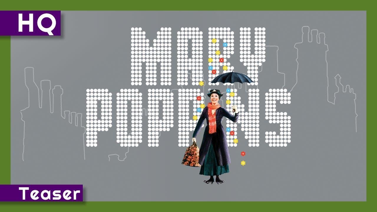 Mary Poppins (1964) Teaser