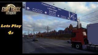[ETS2 Lets Play] On The Road 4# *hinterm Zeitplan & rechts Überholern* (deutsch)