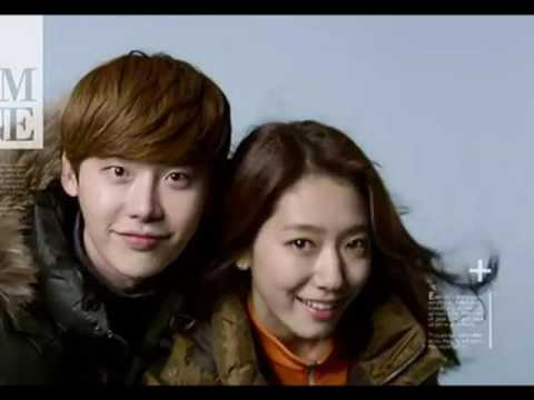 lee jong suk and park shin hye are dating
