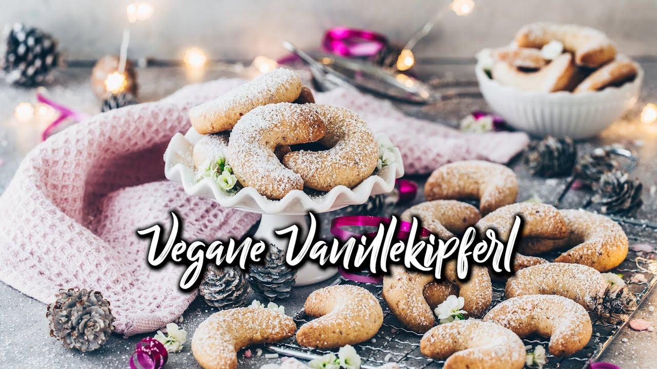 Vegane Vanillekipferl (einfach selber machen) * Rezept