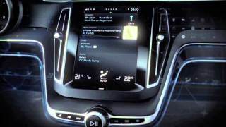 140382 The new in car experience by Volvo Cars